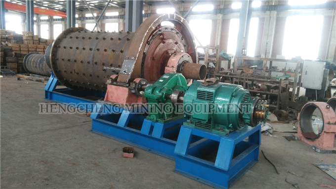 alt wet grinding ball mill
